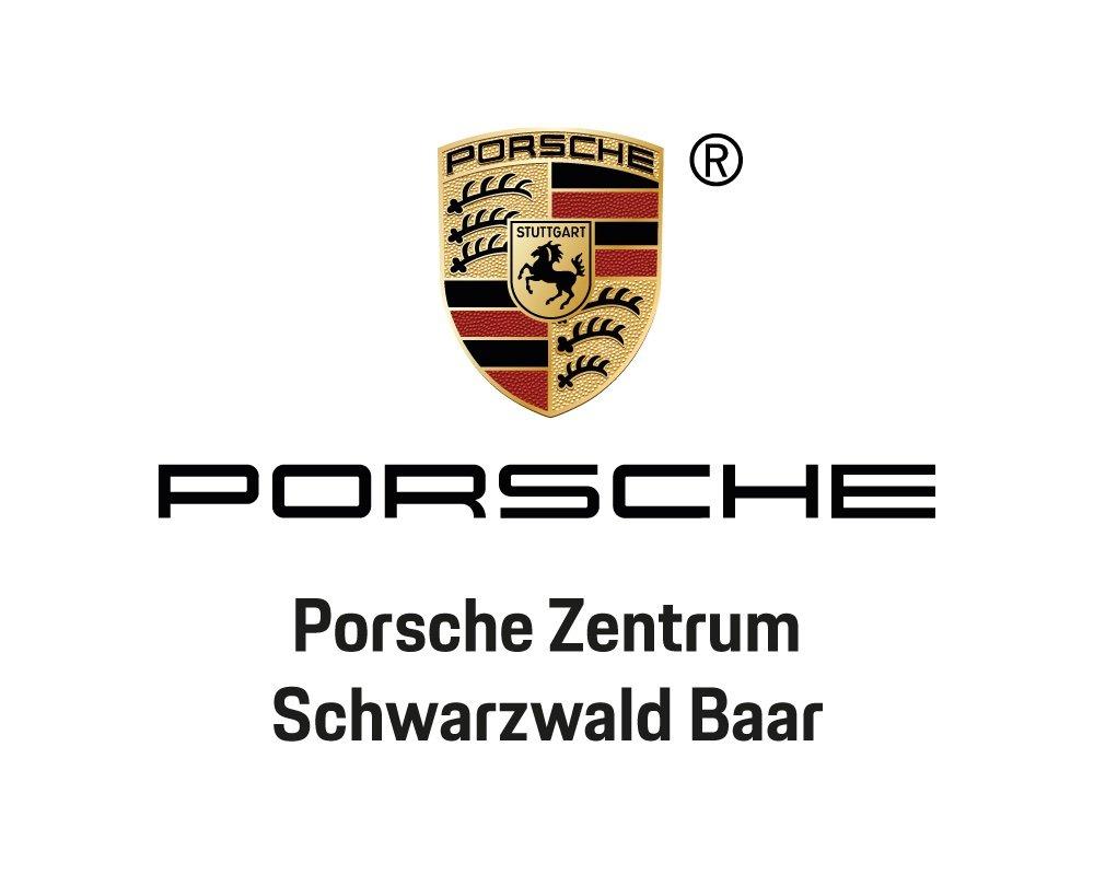 Logo des Porsche Zentrum Schwarzwald Baar